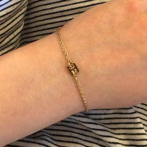 "Kate Spade Saturday ""H"" Bracelet"